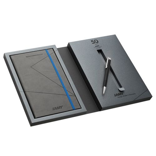 Комплект Lamy Logo M+ Softblack Set