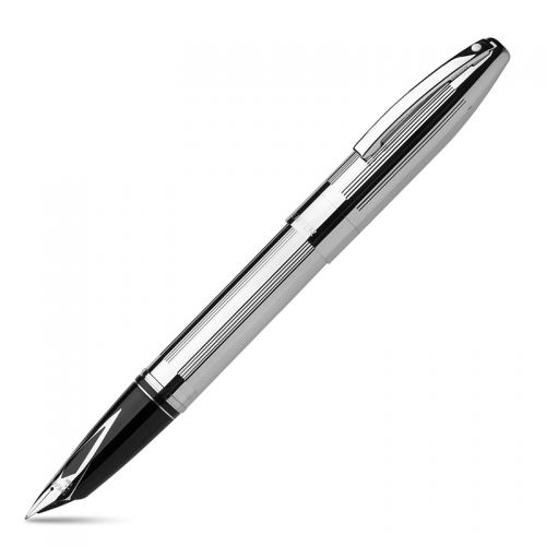 Писалка Sheaffer Legacy Heritage Palladium Plated Straight Line Chase PT