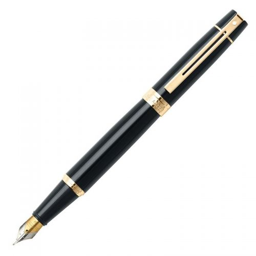 Писалка Sheaffer 300 Glossy Black GT
