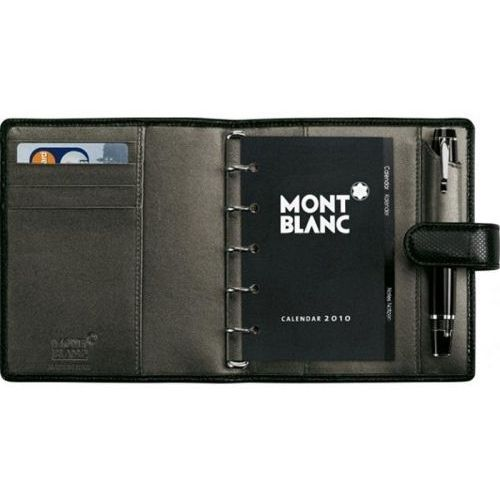 Pocket Organizer Montblanc Accessories Black