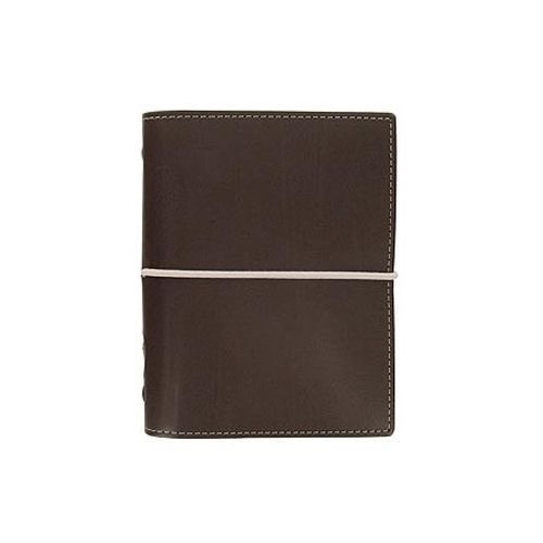 Pocket Organizer Filofax Organizers Domino Brown