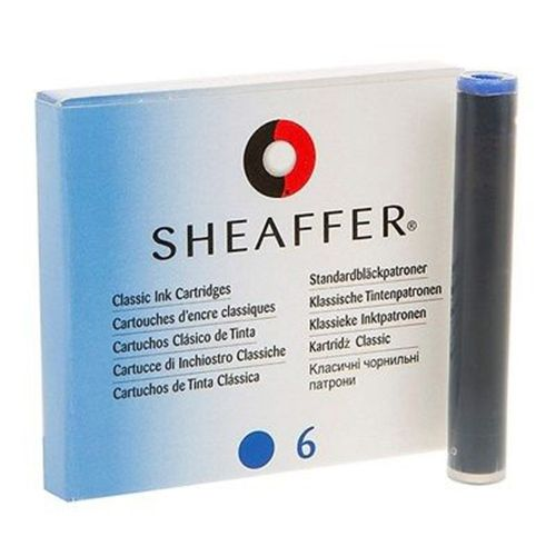 Патрончета Sheaffer Reffils Blue