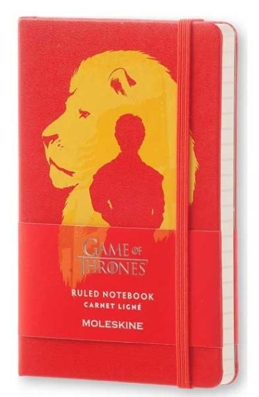 Джобен тефтер Moleskine Game Of Thrones, линиран