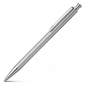 Химикалка Lamy Linea Aluminium with stripes decor