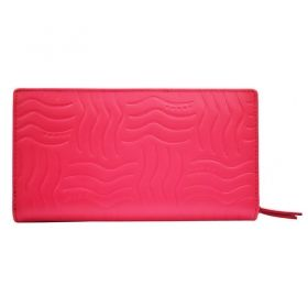 Дамски портфейл Cross Charol Nappa Evening Clutch, розов