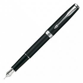 Писалка Parker Sonnet Matt Black CT