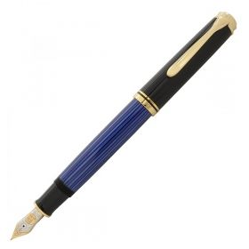 Писалка Pelikan Souveran 800 Series Black/blue