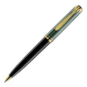 Химикалка Pelikan Souveran 800 Series Black/green