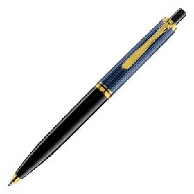 Химикалка Pelikan Souveran 400 Series Black/blue