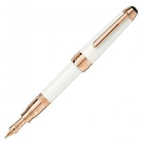 Ролер Montblanc Meisterstuck 118 Solitaire Tribute to the Mont White