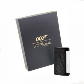 Запалка S.T. Dupont MiniJet James Bond 2018 Gold