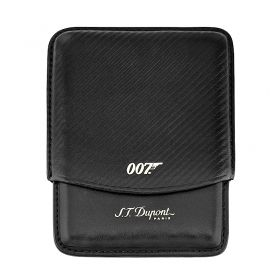 Запалка S.T. Dupont MiniJet James Bond 2018 Black