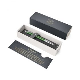 Химикалка Parker Royal Premium Green CT