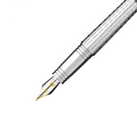Писалка Parker Premier Silver Plated