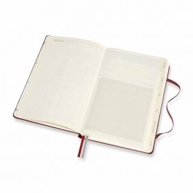 Тефтер Moleskine Passion Recipe Journal Red