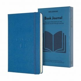 Тефтер Moleskine Passion Books Journal Blue