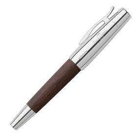Писалка Faber - Castell E-Motion Pearwood Dark Brown