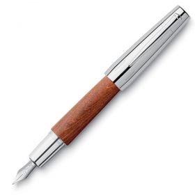 Писалка Faber - Castell E-Motion Pearwood Brown