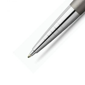 Химикалка Faber - Castell Loom Colection Shiny Gunmetal