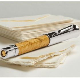 Писалка Graf von Faber Pen of the Year 2008 Limited Edition Indian Satinwood