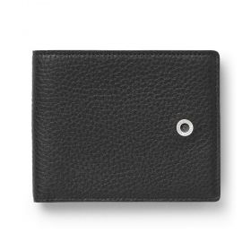 Портфейл с монетник Graf von Faber Cashmere Dark Brown