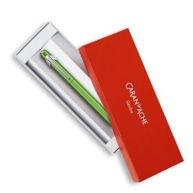 Писалка Caran d'Ache 849 Metal Fluo Orange