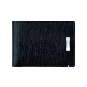 Кожен портфейл S.T. Dupont  D Line, Money Clip, Black