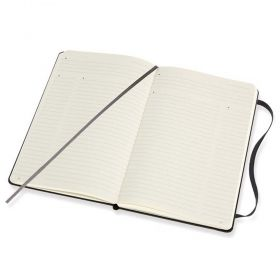 Тефтер Moleskine Dotted Paper Tablet, черен