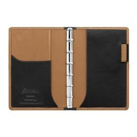 Органайзер Filofax Nappa Black Pocket Slim
