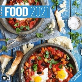 Календар Ackermann Food - Храна за 2021 г.