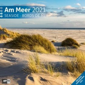 Календар Ackermann Am Meer - Ах, морето за 2021 г.