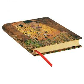 Тефтер PaperBlanks The Kiss, 72 листа, 180 x 230 mm,