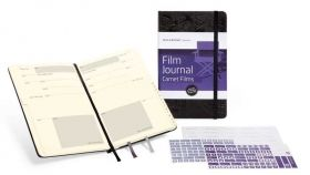 Тефтер Moleskine Passion, Film