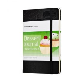 Тефтер Moleskine Passion, Dessert Journal