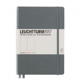 Тефтер А5 Leuchtturm1917 Notebook Medium, твърди корици