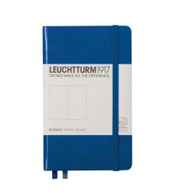 Тефтер А6 Leuchtturm1917 Notebook Pocket. твърда корица